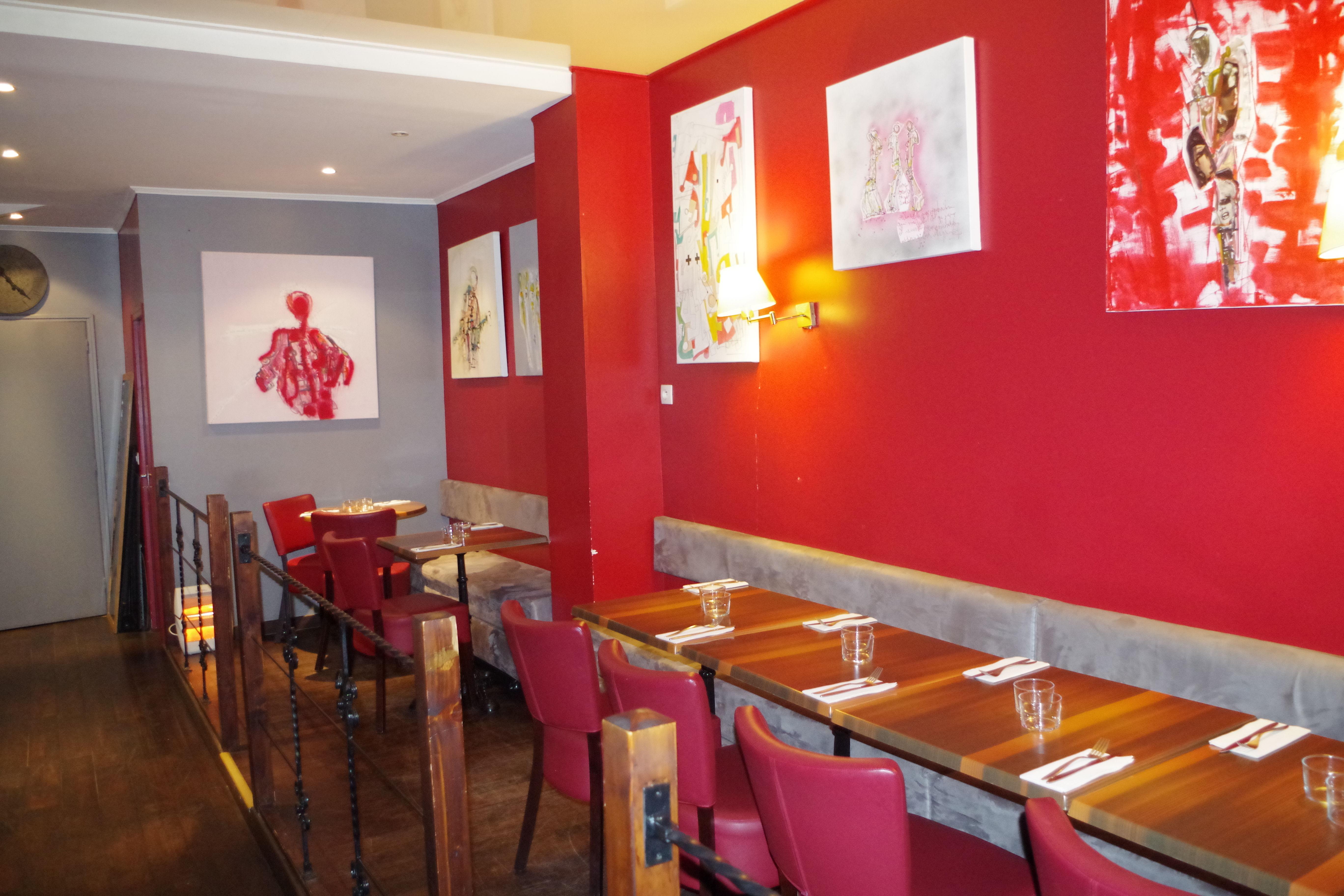 restaurant bistrot 32 la garenne colombes les trouvailles de lou. Black Bedroom Furniture Sets. Home Design Ideas
