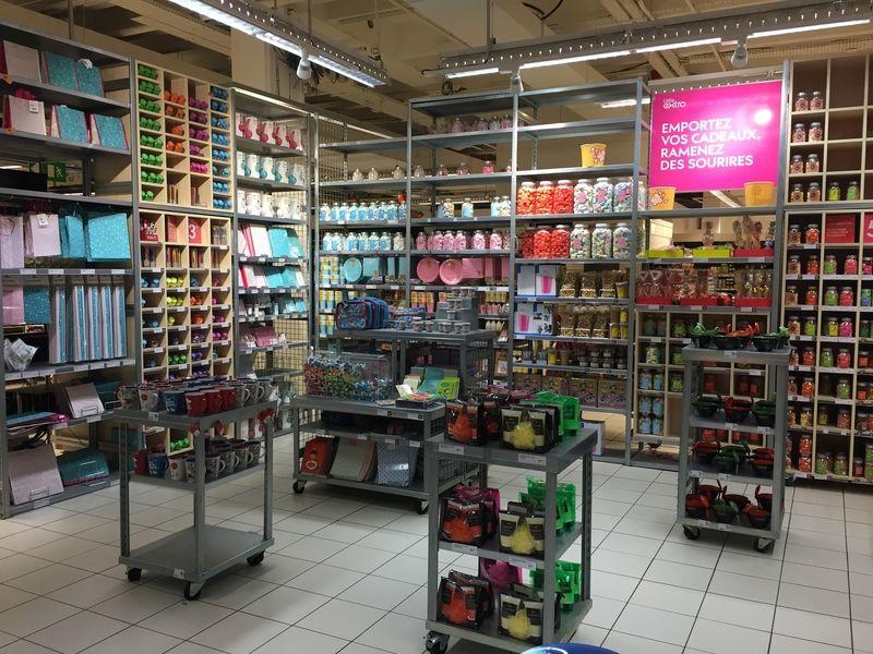 Auchan cadeaux Décoration