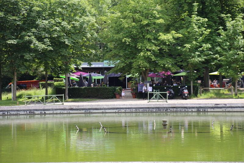 Restaurant Le Brumaire Parc De Saint-Cloud