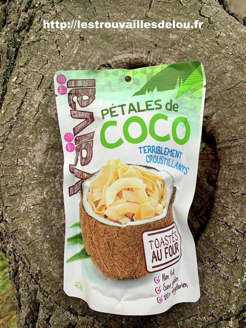 Lou pétales de coco Vaïvaï
